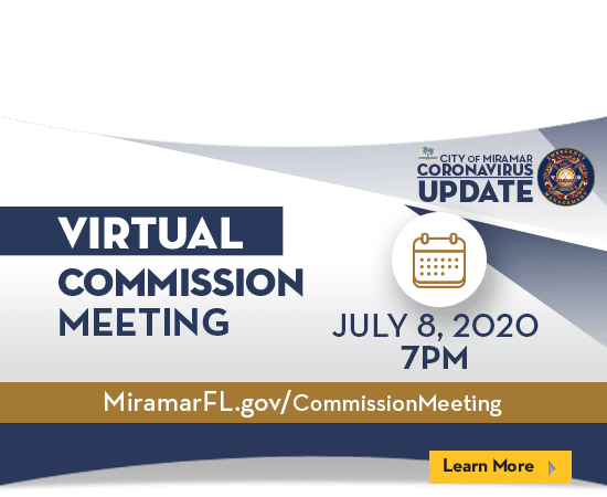 Virtual Commission Meeting 07082020