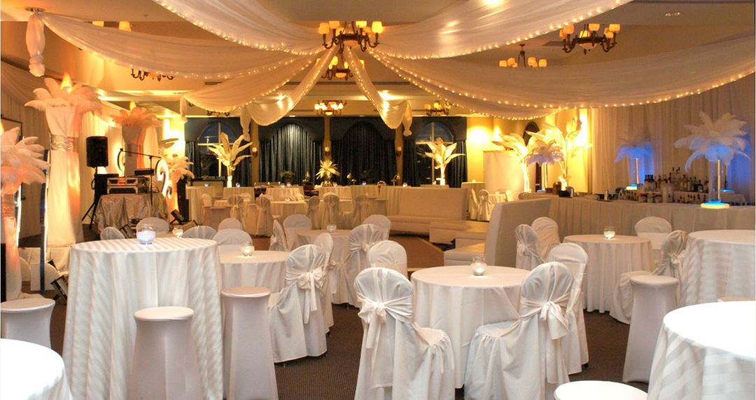 Banquet Hall White