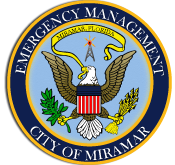 City of Miramar Emergency Management Emblem