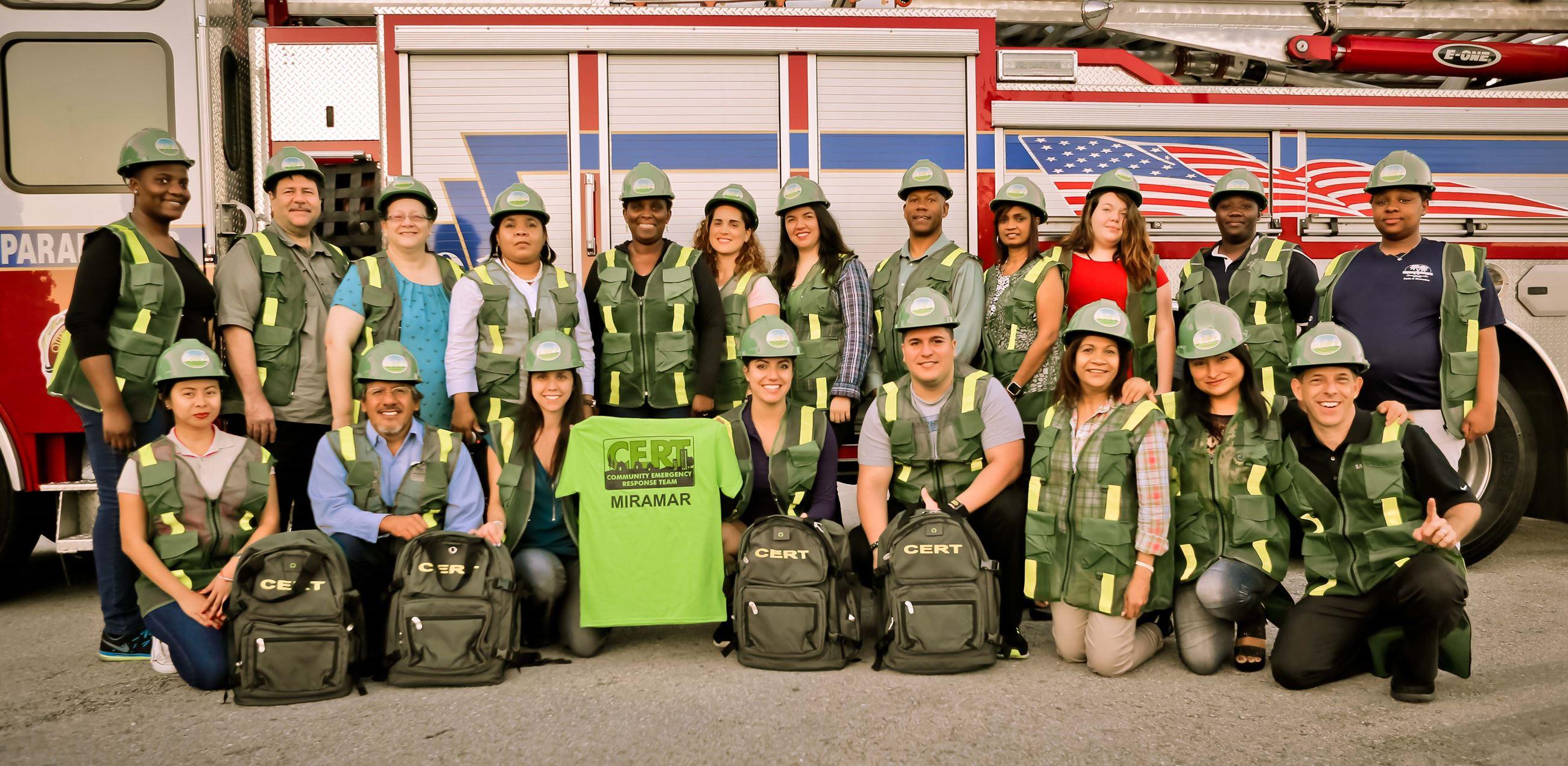 Community Emergency Response Team | Miramar, FL - Official