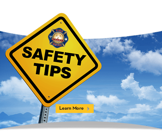 Fire Rescue Safety Tips