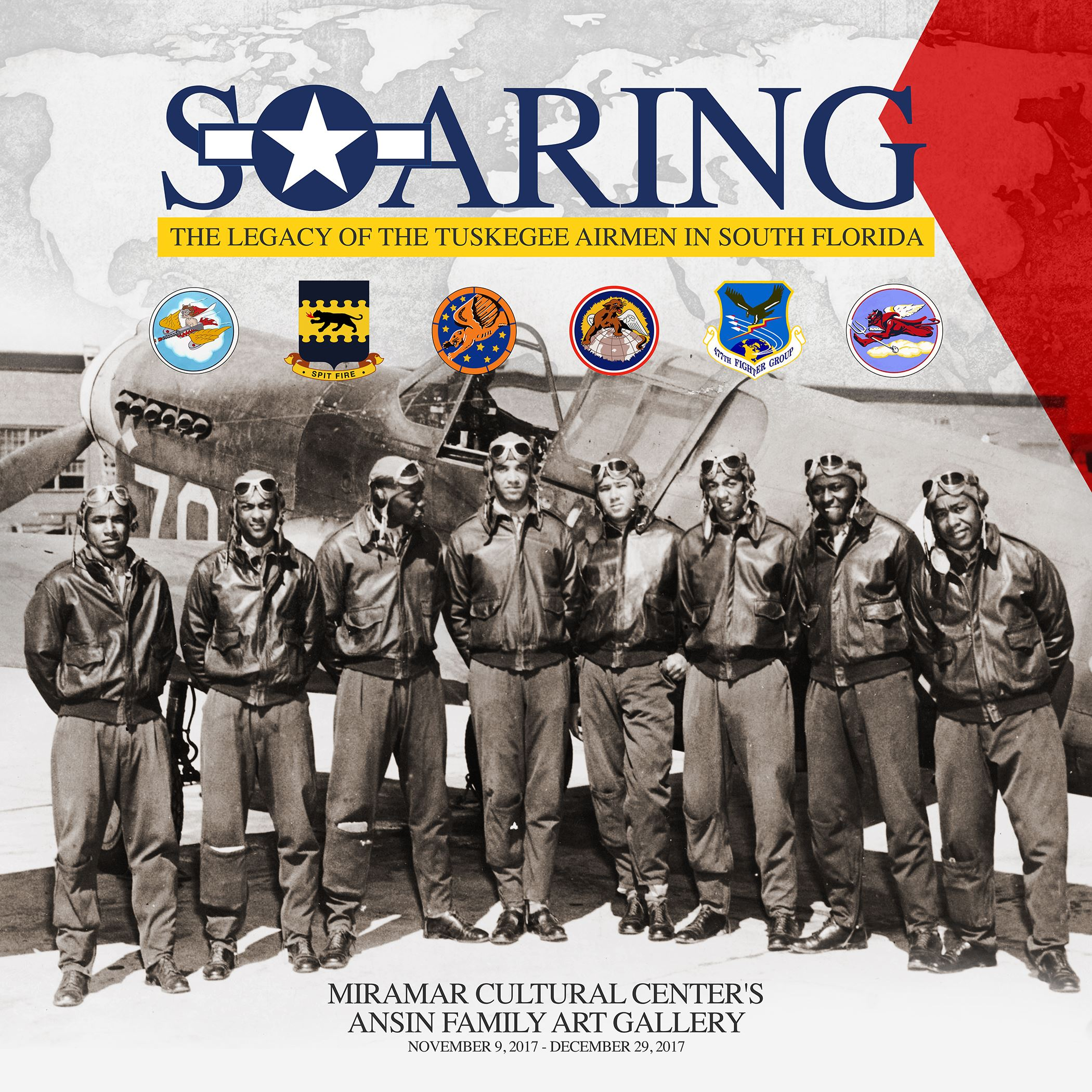 The Legacy of the Tuskegee Airmen in South Florida